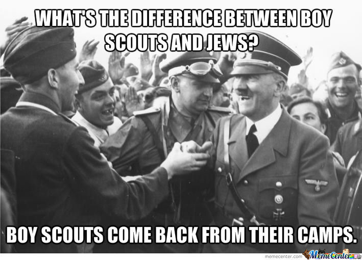 difference between boy scouts