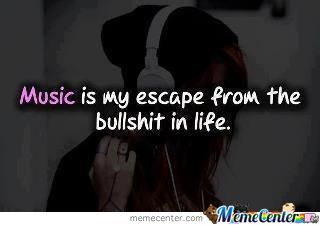 Image result for i love music meme