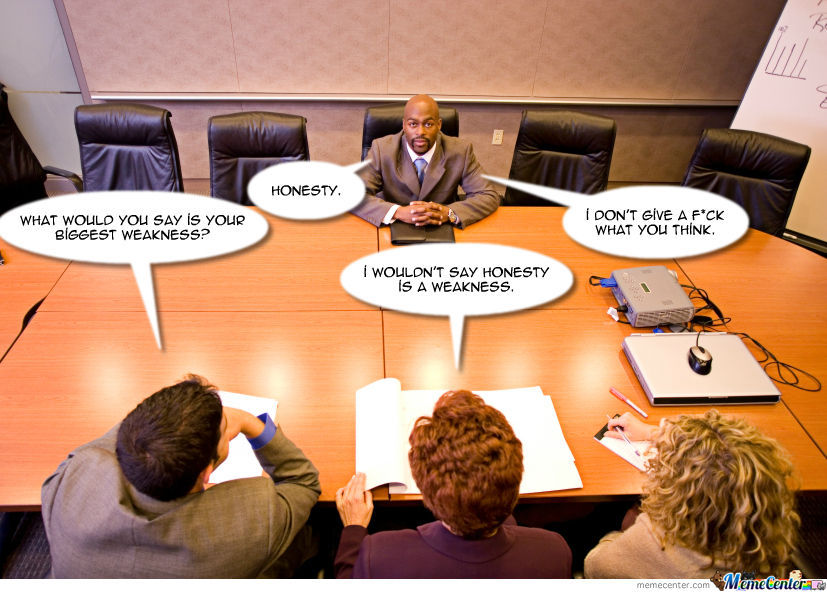 Job Interview by jarvister  Meme Center