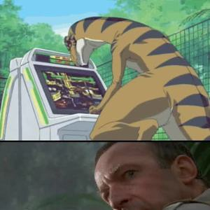 Quick Preview Of The Next Jurassic Park Anime Arcade