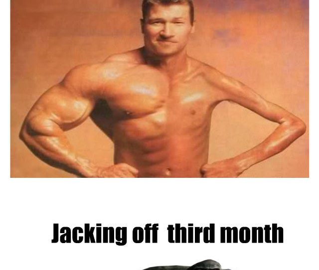 The Time Of Jacking Off