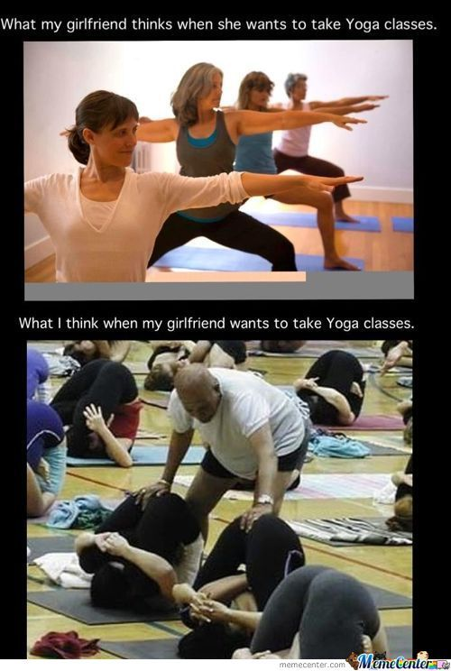 Yoga Meme : Memes., Collection, Funny, Pictures