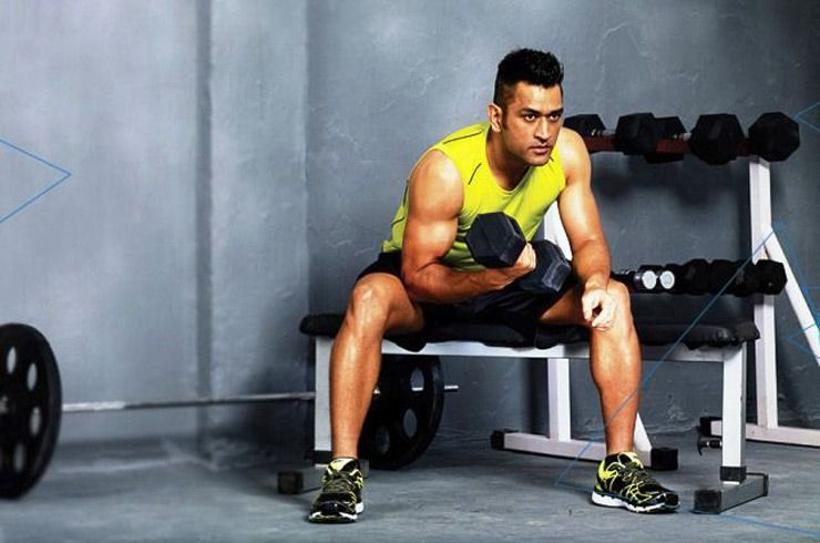 5 Things Every Fitness Enthusiast Can Learn From Ms Dhoni To Stay Strong Against All Odds