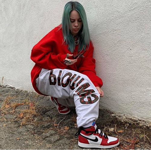 Billie Eilish is ready to launch her own sneakers