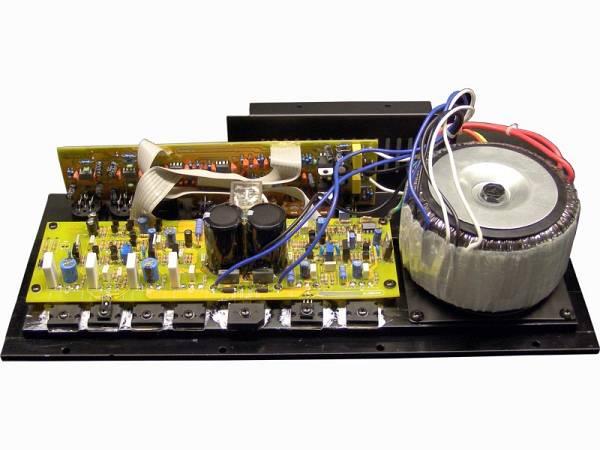 amplificatore analogica per cassa amplificata