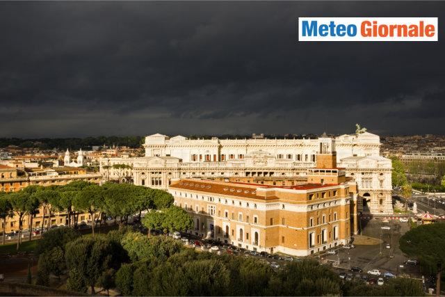 Meteo Roma Soffieranno Venti Freschi Da Nord Cambiamento