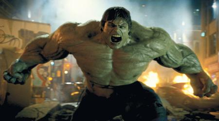 Hulk smash, bitches!