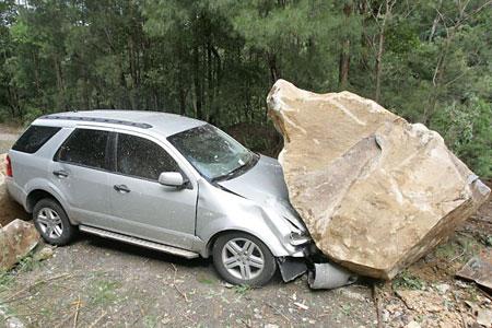 car rock