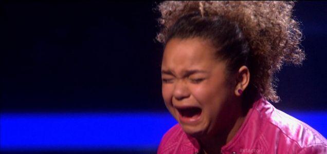 Rachel Crow X Factor USA