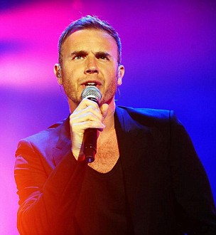 'Beaming' Gary Barlow confirms he's set to be a dad for fourth time