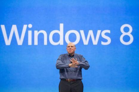 Microsoft, Windows 8, Surface, Steve Ballmer