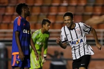 Jogador é destaque das categorias de base do Corinthians