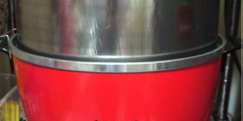 ∥生活分享∥高帽子電鍋之不鏽鋼黑油除污法