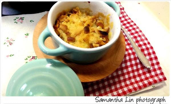 ∥烘焙食譜∥無法回頭的廚房記事:杏仁牛奶湯圓&蘋果奶酥