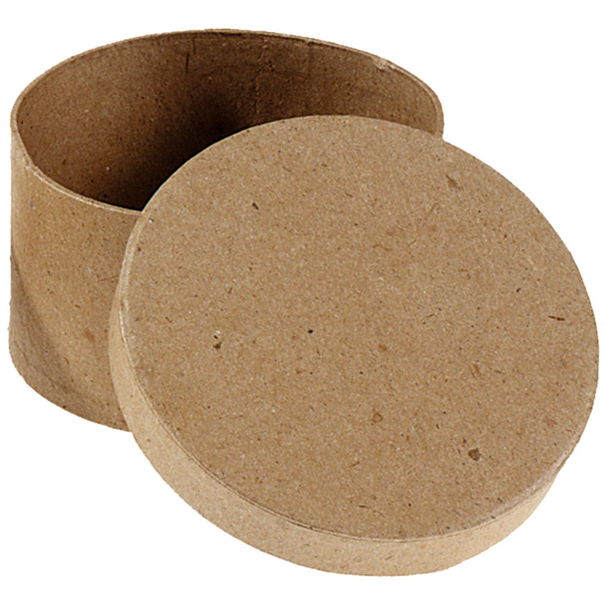 ArtMinds Paper Mach Round Box