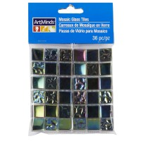 Mosaic Glass Tiles By ArtMinds