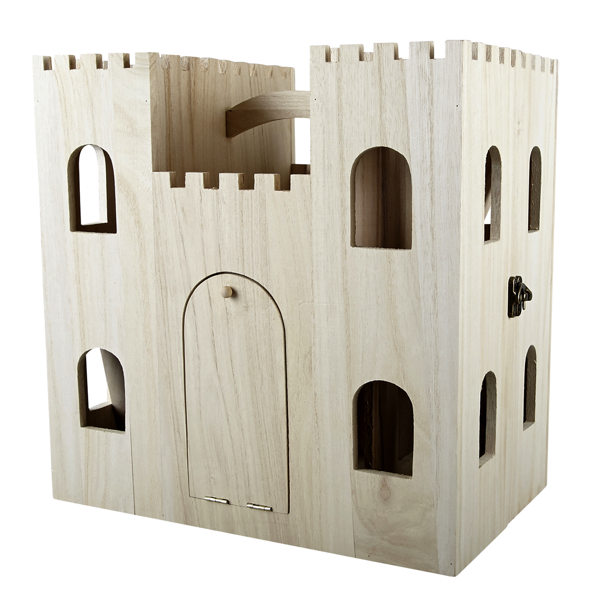 ArtMinds Wood Castle Dollhouse