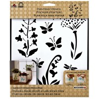 Wall Painting Stencils Michaels - s Wall Decal