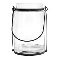 Glass Lantern Candle Holder by Ashland