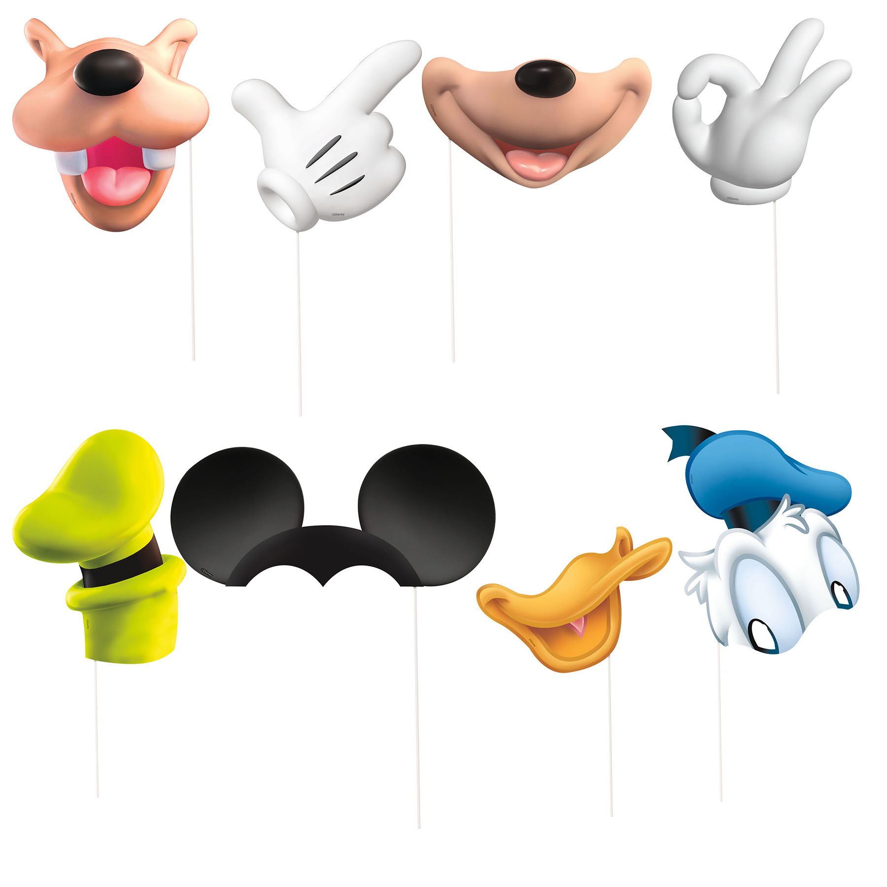 Mickey Mouse Booth Props Party Supplies