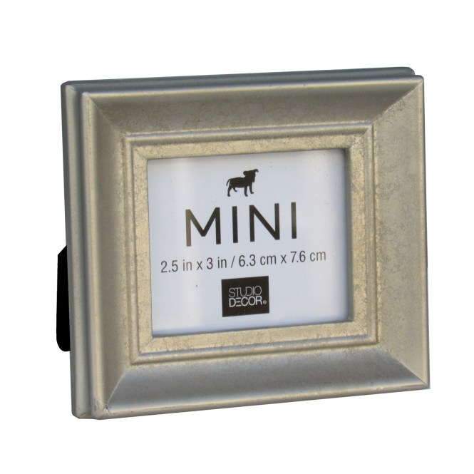 Mini Frame With Mat By Studio Décor