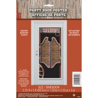 Rodeo Western Party Door Decoration | Cowboy Party Decorations