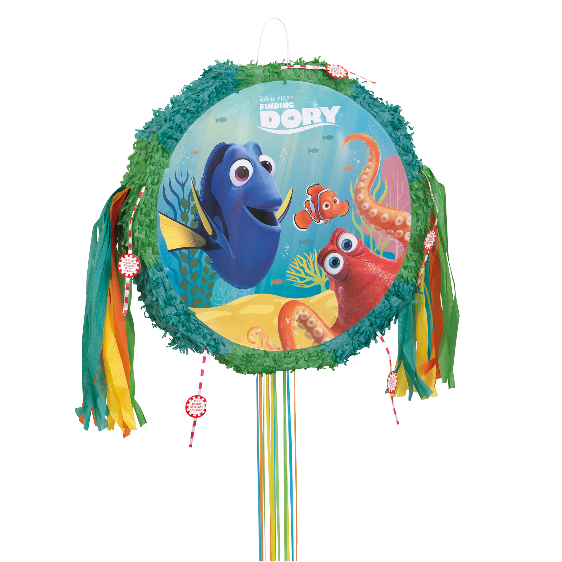 Finding Dory Pinata Party Supplies &