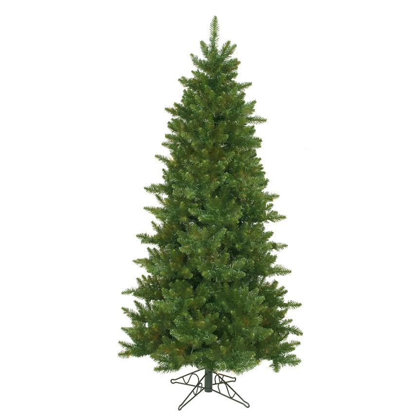 12 Ft Eastern Pine Slim Artificial Christmas Tree Unlit