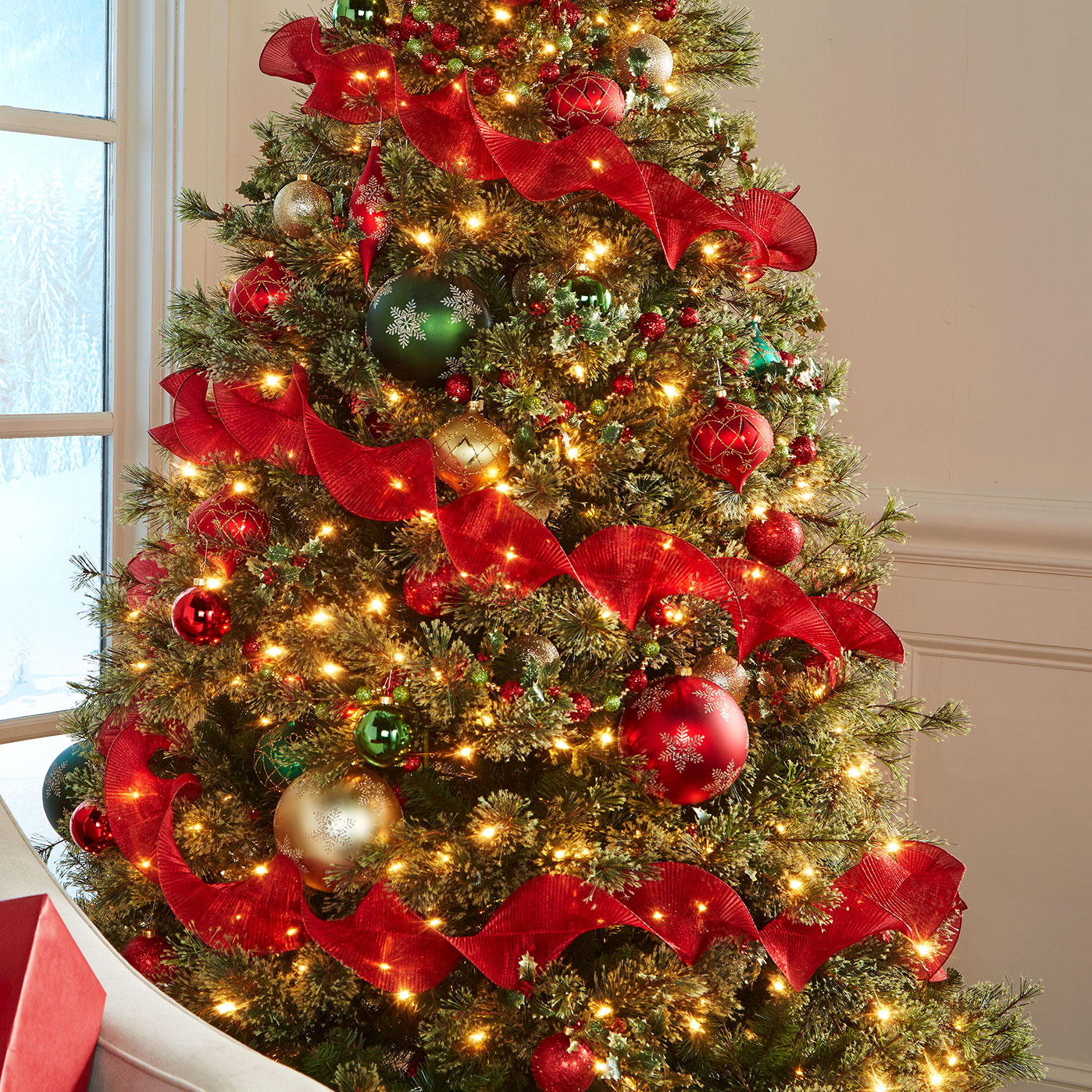 Home Accents Holiday Tree