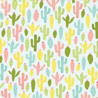 Buy the Multicolored Cactus Paper By Recollections at ...