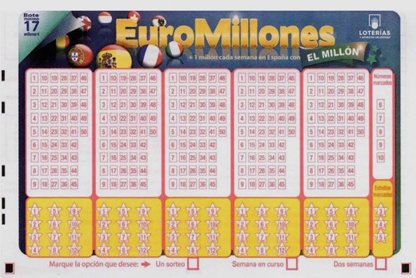 Loto Euromillones