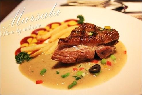 台北》情人節約會餐廳推薦:瑪莎拉義式地中海精緻料理,高級食材超值享受
