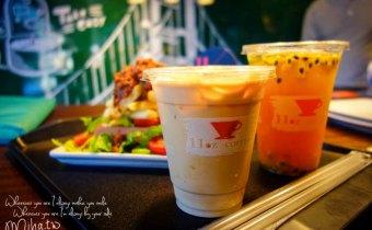 台北》大安區美式下午茶咖啡廳 11oz coffee:超越星巴克的速食工業風咖啡