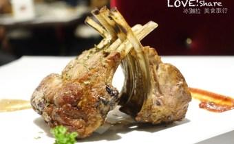 台北》信義平價聚餐餐廳:鬍子叔叔義麵工坊 雙人套餐只要690 排餐很超值