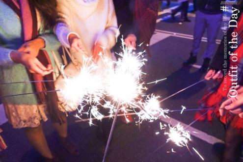 -信義區24hr餐廳巫毒甜甜圈是跨年好夥伴 2016也要閃閃發亮的過