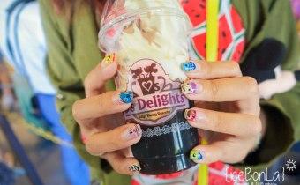 東區晶漾5月分享:捨不得卸!超級無敵可愛全手繪迪士尼凝膠指甲