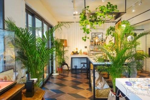 台北》公館叢林中的實驗室咖啡館「好氏品牌研究室」 氣氛棒採光好