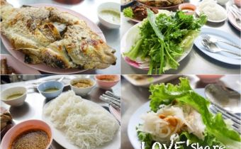 泰國》曼谷在地人的私房美食「人妖烤魚」沒吃過怎能說你來過