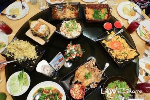 泰國》曼谷必吃餐廳Savoey Thai比建興酒家好吃一百倍的平價泰式料理
