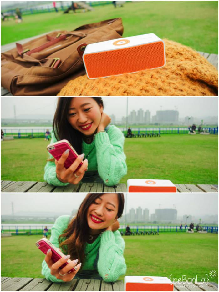 LG POCKET PHOTO,熊大口袋印相機,口袋印相機,拍立得,藍牙音響,藍牙喇叭,MUSICFLOW P5,LG,河濱公園