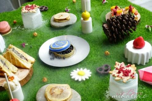 影音|Yellow Lemon奇幻甜點野餐! 好看又好吃我心中第一名的下午茶