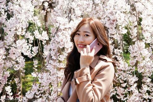 ASUS ZenFone 3 Max新色瑰麗粉專屬女生的萬能手機 帶它旅行何必帶相機!