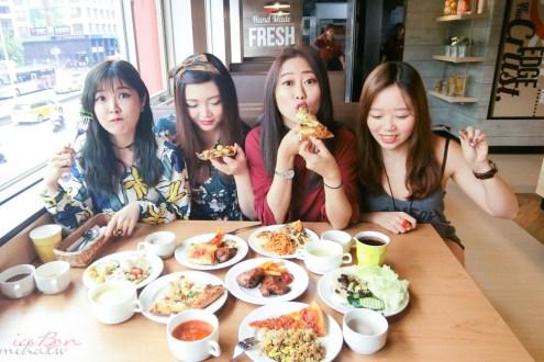 必勝客歡樂吧超進化   2017日本季限定美味  比薩等多樣美食 $269吃到飽!!