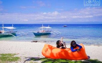 【限時團購】空氣沙發該不該買?! 去哪都要帶 簡單好上手的出遊道具 COMFY. air Sofa