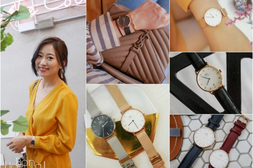DW官網限定折扣碼Dwoff – DW最值得買的4錶款:Daniel Wellington -Dapper, Classic Petite, Classic black, Limited Edition.