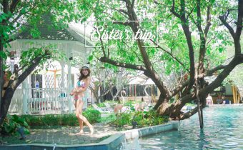 曼谷》華昌文化遺產飯店 有森林仙女風泳池的古典度假飯店 女生一定愛!