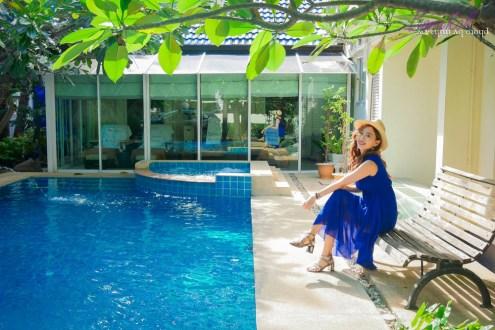 曼谷》So Thai Spa神手傳統泰式按摩 幾乎沒有台灣人的隱藏spa店 2訪