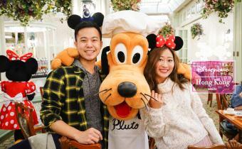 【香港迪士尼攻略】2間香港迪士尼樂園必吃餐廳 翠樂庭&晶荷軒 跟米奇一起吃飯吧