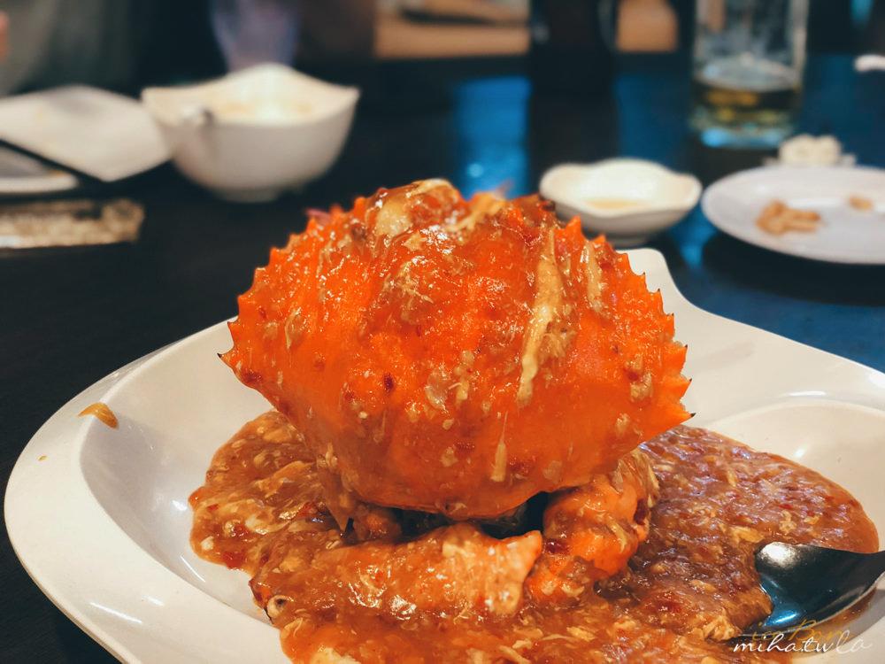 新加坡美食,新加坡自由行,新加坡辣椒螃蟹,新加坡好吃