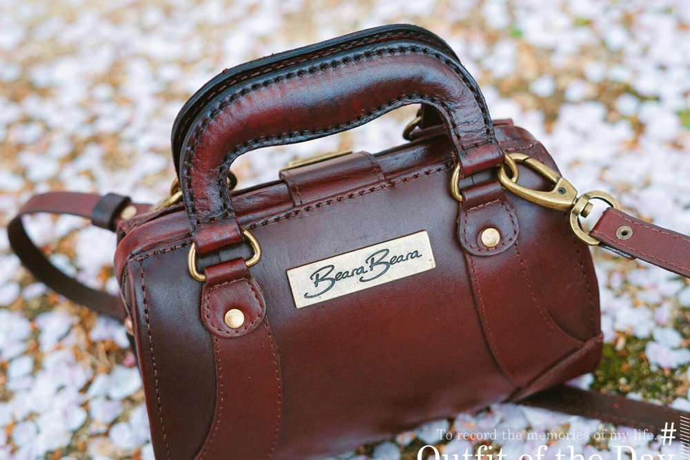 Beara Beara,英國手工包,真皮包,復古包,復古手工包